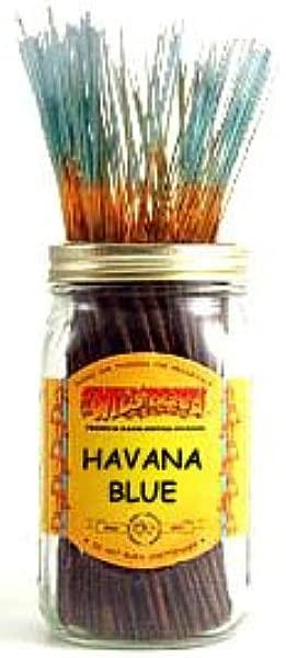 Havana Blue 100 Wildberry Incense Sticks
