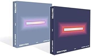 Enhypen Border : Day One 1st Mini Album 2 Version Set CD+1p Poster+136p PhotoBook+Clear Story Cover+1p Bookmark+2p PhotoCa...
