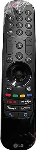 Mando a Distancia, Magic Control LG MR21GA, Nuevo y Original. Nueva versión LG Channels/Movies