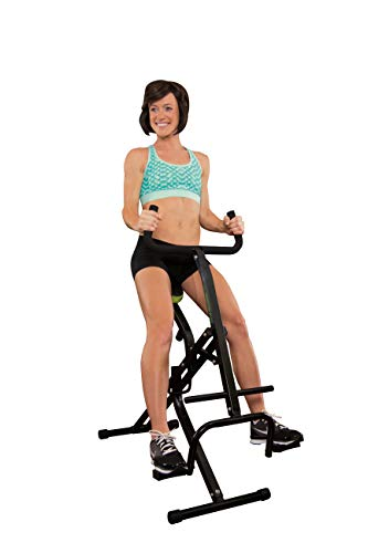 ALL IN ONE Ab Booster Plus Fitness Machine for Cardio, Toned Glutes, 6-Pack Abs, Great Legs, Firm Arms & Full Body Workout