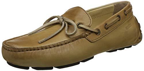 Woodland Men's Khaki 2 Tone Sneakers - 8 UK/India (42 EU)(GC 1687115)