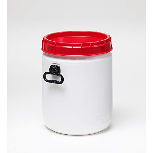 Superweithalsfass 34l - Inhalt 34 Liter - Fass Kunststofffass Rundfass Standfass Weithalstonne Tonne