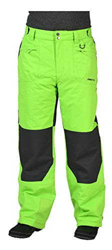 Arctix Men's Everglade Insulated Pants, Lime Green, Small