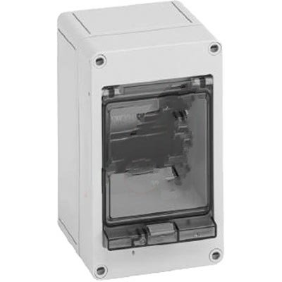 Altech Corp. Max 59% OFF 542-504 Enclosure; Box-Lid; Spring new work one after another 7 Gray; Polycarbonate;