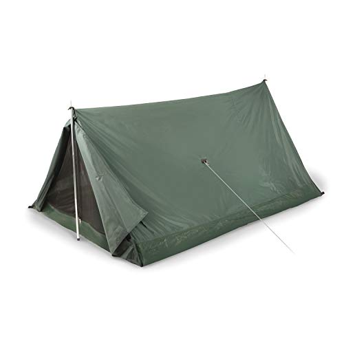 "Stansport Scout A-Frame Backpackers Tent, Green,54"" W x 36"" H x 78"" D"