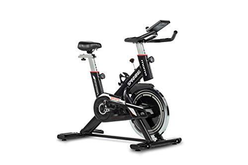 Moma Bikes - Bicicleta Spinning con Volante de Inercia de 24