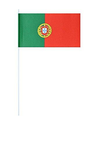 Flaggenfritze® Papierfahnen Portugal