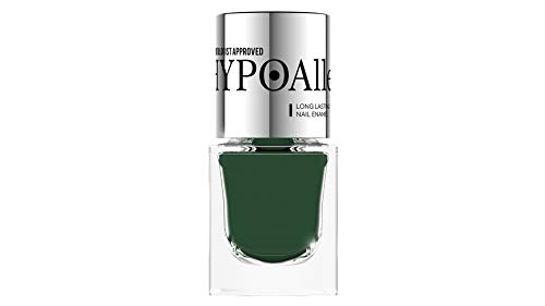 HypoAllergenic Nail Polish Nr. 18 walk in forest Inhalt: 10ml Nagellack