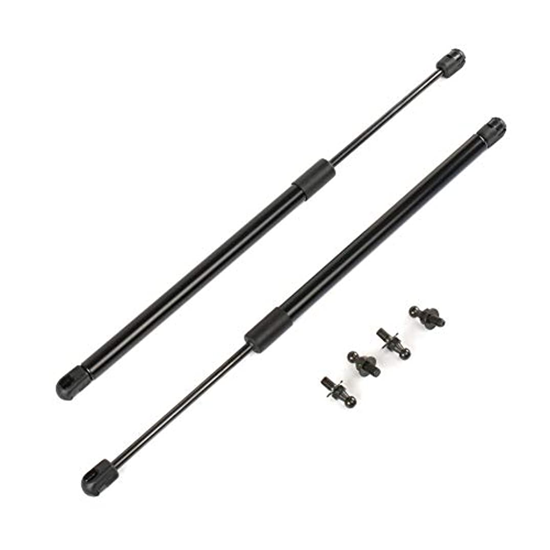 WTKSOY New 2 PCS SG304042 Rear Hatch Liftgate Tailgate Lift Supports Struts Gas Springs Shocks fit 2000-2007 Ford Focus Hatchback