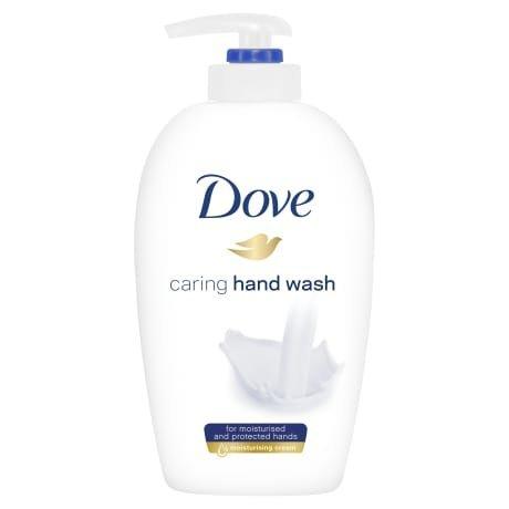 Dove Beauty Cream Hand Wash (250ml) - Paquet de 6