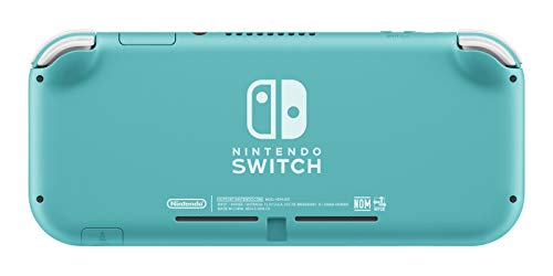 Console Nintendo Switch Lite - Turquoise - 2