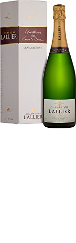 Champagne Lallier Grand Cru Grande Réserve Brut (in gift box) NV. CHAMPAGNE, FRANCE. (PINOT NOIR, CHARDONNAY) 6 x 75cl.