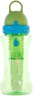 IrisanaBaby BBO - Botella con gel enfriador y filtro de carbono activo, 440 ml,