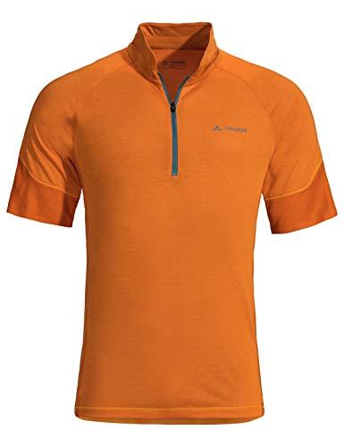 VAUDE Herren Men's Bike Sveit Tricot T-Shirt, orange Madder, 54