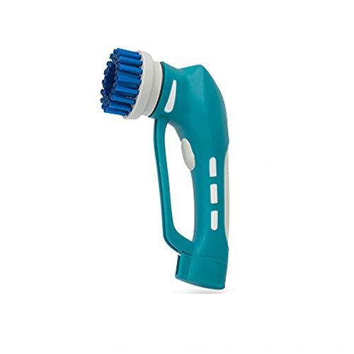 XSJZ Elektrischer Schuhpolierer , Hand tragbare Mini-Multifunktions-Reinigungsbürste Schuhputzset für Schuhe Sofas Jacke Handtaschen elektrischer Schuhputzer