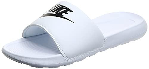 Nike Victori One, Ciabatte Uomo, Bianco (white/black-white), 40 EU