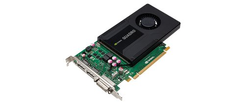NVIDIA Quadro K2000 2GB GDDR5 Graphics card (PNY...