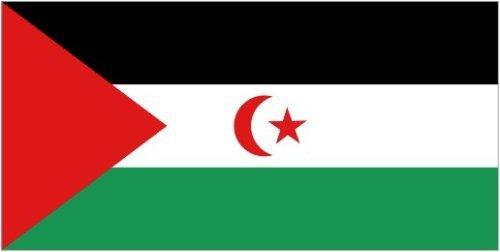 Westsahara-Flagge, 150 x 90 cm