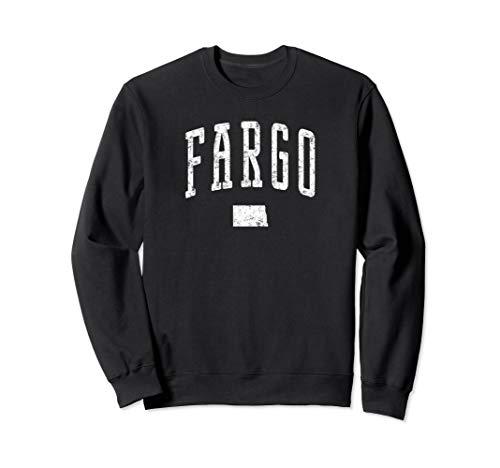 Fargo North Dakota Vintage City Sweatshirt