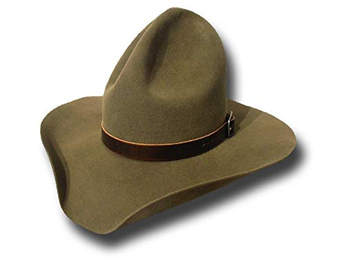 Cappello Western Charley Waite Open Range Kevin hat replica