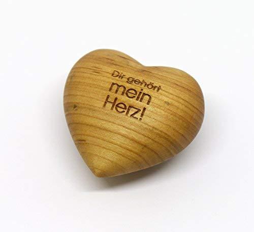 Thankgoods Sag´s mit HERZ Handschmeichler Dir gehört mein Herz!