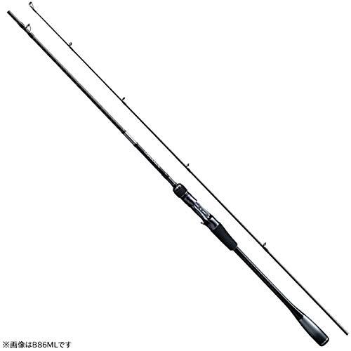 シマノ(SHIMANO) ベイトロッド 20 ルナミス B86M シーバス 青物・回遊魚・五目(1~5kg)