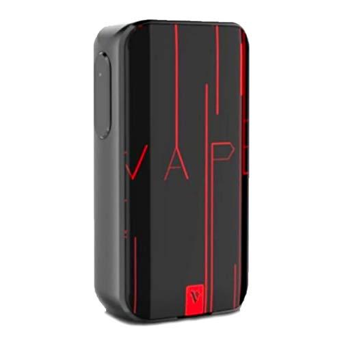 Vaporesso Luxe Box Mod 220 W, e-Zigarette - Akkuträger, red