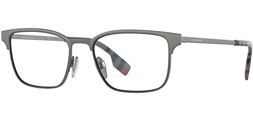 Brille Burberry BE 1332 1290 Gunmetal Rubber