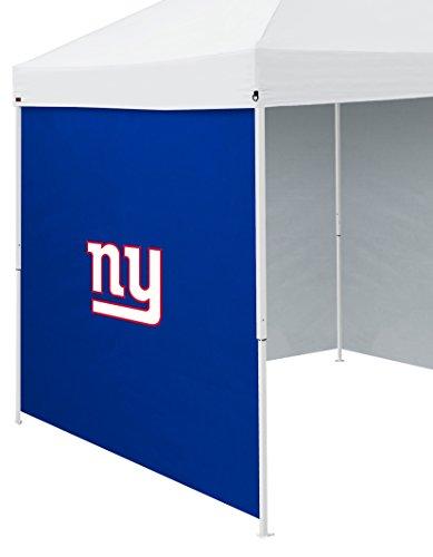 Logo Brands – Barraca de painel lateral oficialmente licenciada NFL New York Giants 23 x 23 cm, tamanho único, cor da equipe