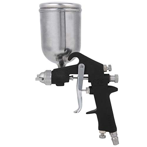 LANTRO JS - Spray Paint Gun, 1.5mm Nozzle Gravity Spray Gun Paint...