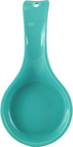 Calypso Basics by Reston Lloyd Spoon Rest, Turquoise