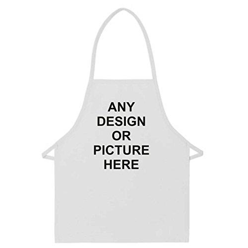 gepersonaliseerd elk ontwerp formulering of foto op schort