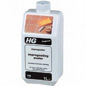 Hg Impregnator 1 liter - Impregnator Sealer Voor Poreuze Tegels P4