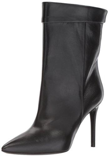CHARLES DAVID Women's Sylvie Mid Calf Boot, Black, 36 Medium EU (5.5,6,6.5 US)