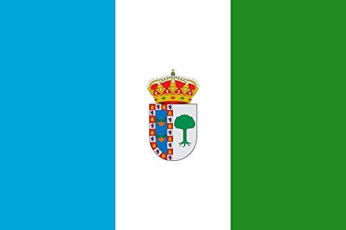 magFlags Bandera Large Villablanca | Villablanca Huelva | Bandera Paisaje | 1.35m² | 90x150cm