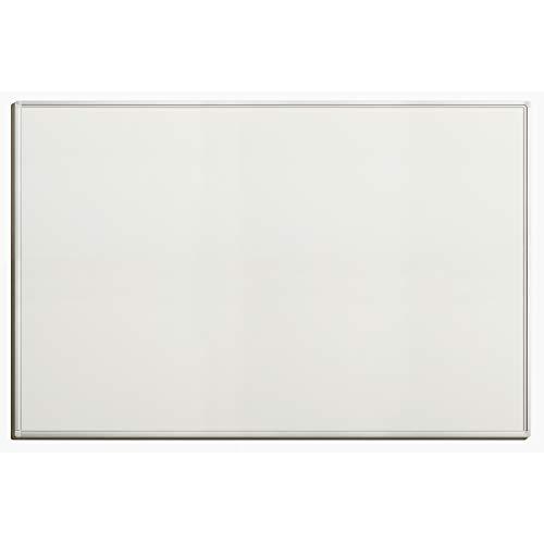 Whiteboard Economy van gelakt staal 100 x 150 cm