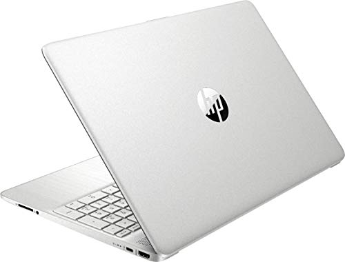 Product Image 6: 2020 HP 15.6″ Touchscreen Laptop Computer/ 10th Gen Intel Quard-Core i5 1035G1 up to 3.6GHz/ 12GB DDR4 RAM/ 256GB PCIe SSD/ 802.11ac WiFi/ Bluetooth 4.2/ USB 3.1 Type-C/ HDMI/ Silver/ Windows 10 Home