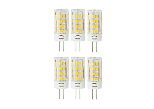 Pegaso - 6er Set LED - Leuchtmittel G4, AC 220/240V, W Lumen, natürliches Licht 4000K