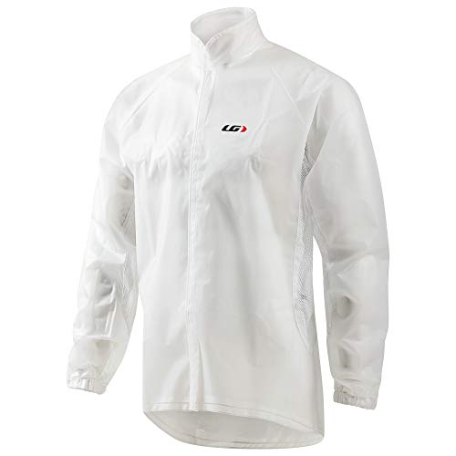 Louis Garneau, Clean Imper Bike Jacket, Clear, XX-Large
