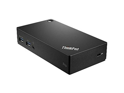 Best Review Of Lenovo ThinkPad USB 3.0 Pro Dock (40A70045US) 45W AC Adapter With 2 Pin Power Cord In...