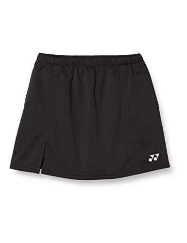 (ヨネックス)YONEX ソフトテニスウェア スカート(インナースパッツ付) 26046 [レディース] 26046 007 ブラック (007) L