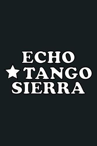 ARMY ECHO TANGO SIERRA SHORT TIMER: Notebook Planner - 6x9