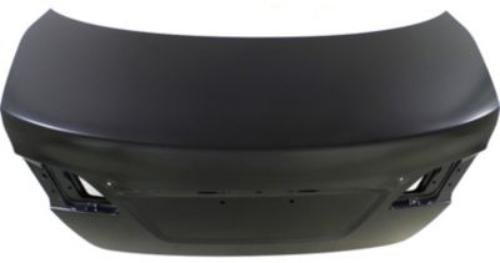 Perfect Fit Group REPN610107 - Sentra Trunk Lid, Steel, W/O Luggage Lid Spoiler And Rear View Camera