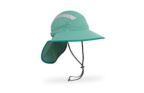 Sunday Afternoons Unisex Ultra-Adventure Hat, Jade, Large