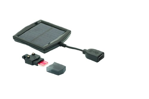 Blackburn Ladegerät Flea USB-Lader mit Solar, 3540241