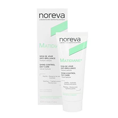 Noreva Matidiane – Tagespflege Creme für Mischhaut und fettreiche Haut (1 x 40ml)