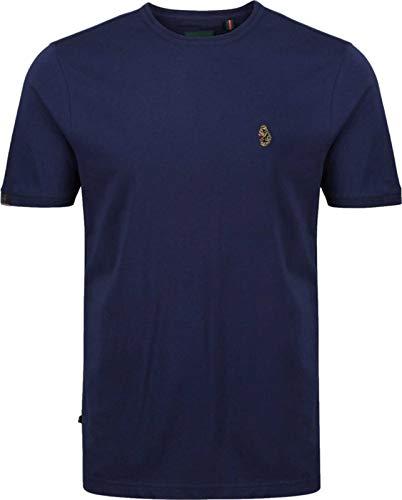 Luke 1977 Navy TRAFFs Short Sleeve T-Shirt-Medium