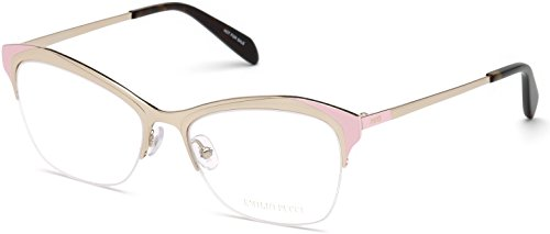 Eyeglasses Emilio Pucci EP 5074 033 gold/other
