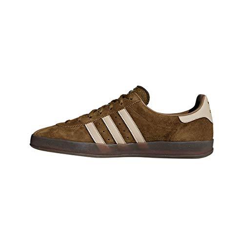 adidas Herren Mallison SPZL Sneaker, Braun (Supcol/Supcol/Supcol Supcol/Supcol/Supcol), 36 2/3 EU