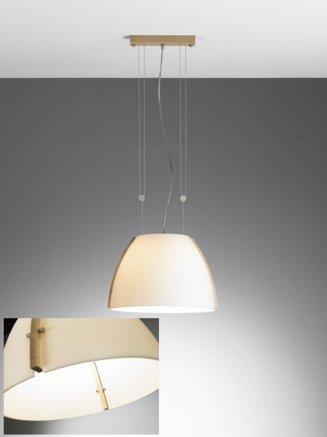 LUNA Pendelleuchte höhenverstellbar / LUNA Pendant lamp adjustable